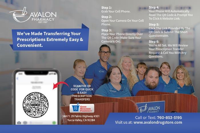 Avalon Drug Store